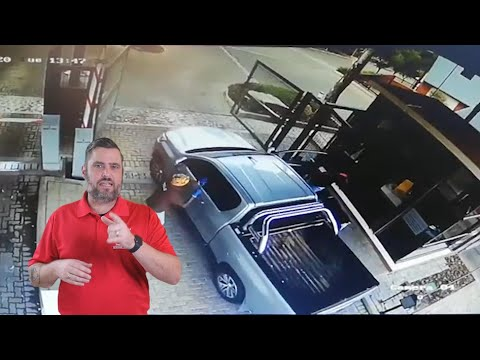 Crazy South African Carjacking