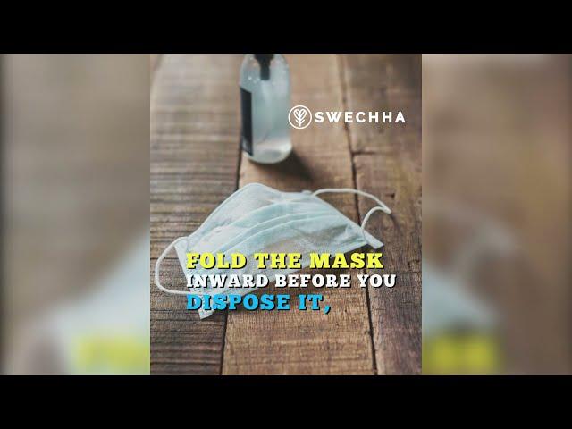 Covid Bio Medical Waste - a threat to future!