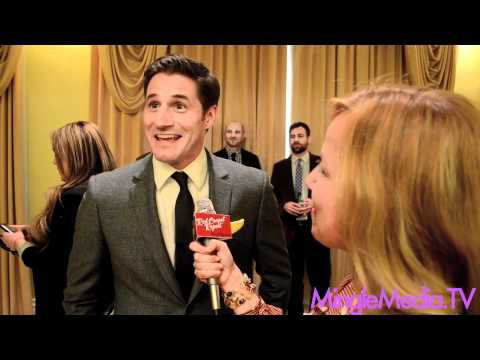 Sam Jaeger @ the 16th Annual PRISM Awards Red Carpet