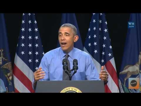 Obama sings Alan Walker   Faded PlanetLagu com