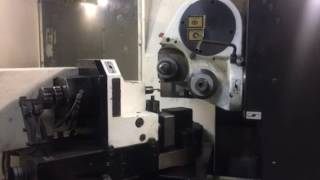 Rollomatic 600x CNC Tool & Cutter Grinding Machine