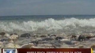 24 Oras: Marble Beach, binabalik-balikan sa Jagna, Bohol