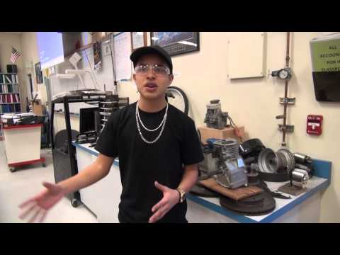 Automotive Technology College and Career Pathway at Hillsboro High School