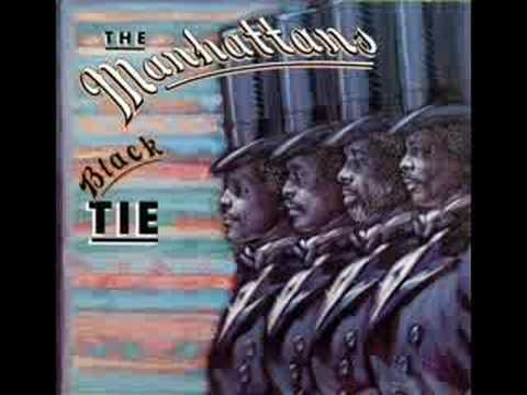 The Manhattans - Just One Moment Away (1981)