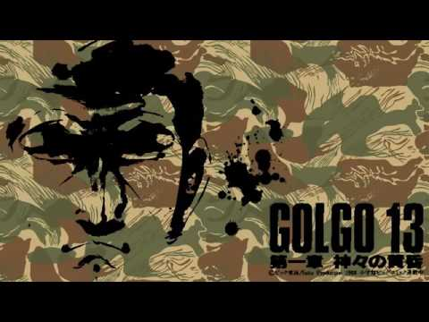 Golgo 13 THE PROFESSIONAL OST - PRAY FOR YOU INSTRUMENTAL