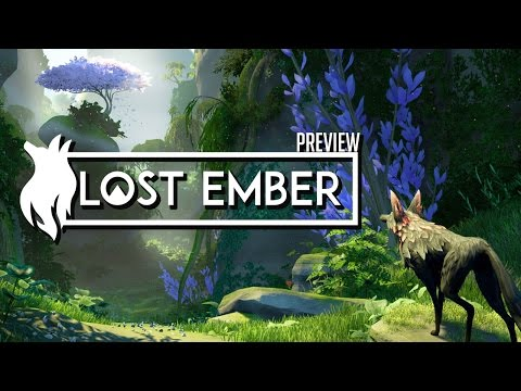 LOST EMBER PREVIEW - KICKSTARTER PRE-ALPHA DEMO thumbnail