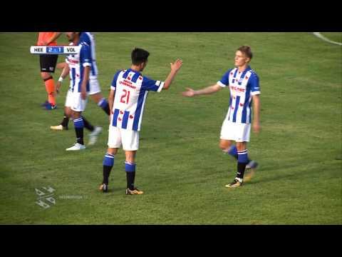 Samenvatting sc Heerenveen - FC Volendam (oefenwedstrijd)