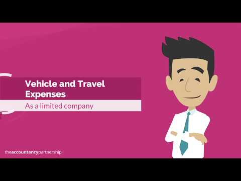 Vehicle and travel expenses as a Limited Company - The Accountancy Partnership