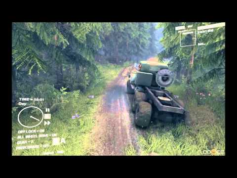 Spin Tires free roam  Download