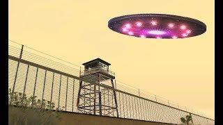 Офицер секретной базы рассказал о работе с пришельцами и сбитыми НЛО