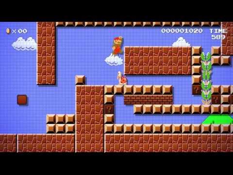 Super Mario Maker Standard Edition Pack - Video