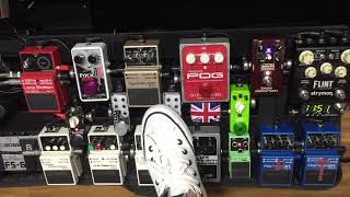 [Pedalboard Demo] Royal Blood - Lights Out