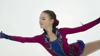Анна Щербакова рассказала с кем бы выступила в парном катании