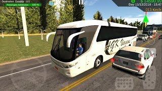 Heavy Bus Simulator - #9 Offroad Route | Mobile Bus Games - Android GamePlay FHD