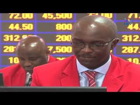 NSE reports drop in first half profits