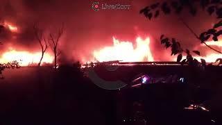 видео Пожар в Константиновске: пострадавшим обещают помочь с денежными компенсациями