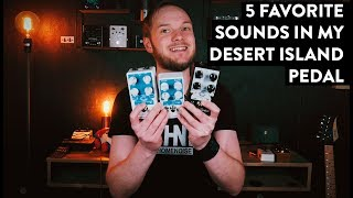 My Desert Island Pedal - EarthQuaker Devices Dispatch Master v3