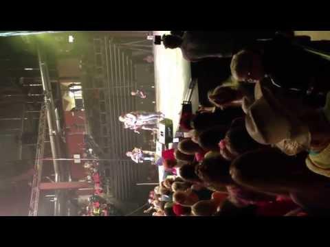 Kree Harrison homecoming concert. See you again.