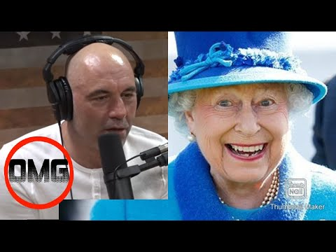 Queen Elizabeth Salary - Joe Rogan English Accent Impression