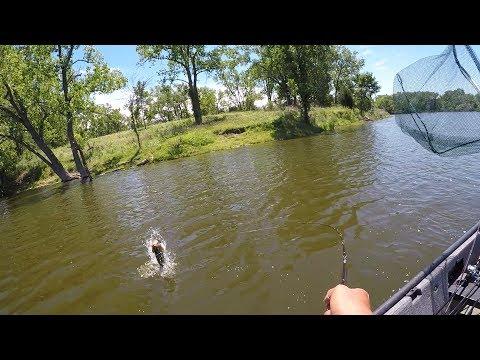 2017   Skokie Lagoons   3 4lbs Caught On Jig