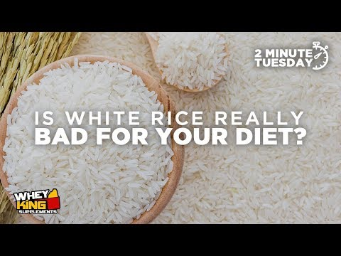 is-white-rice-bad-for-your-diet?
