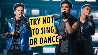 TRY NOT TO SING OR DANCE! (BOY BAND EDITION)