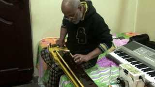 Jeet hi lenge baazi hum tum Instrumental Cover by Vinay Kantak