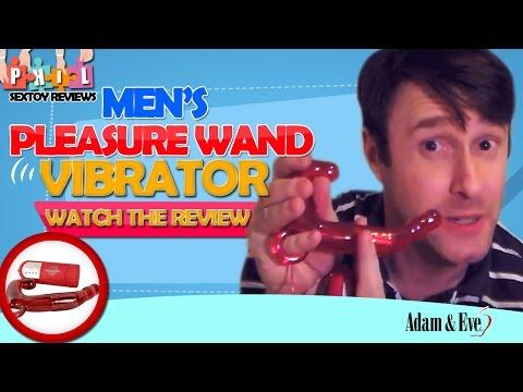 Men's  Pleasure Wand Vibrator | Male Prostate Stimulator and Anal  Toys