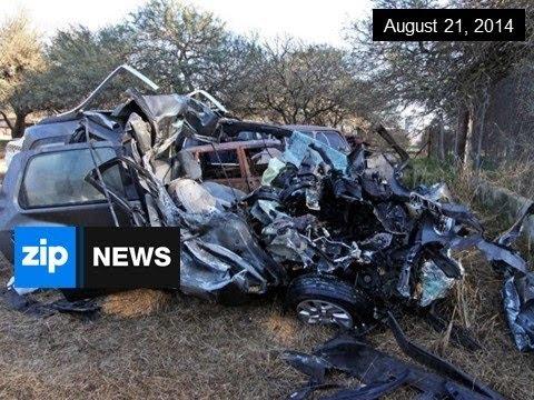 Relatives Of Pope Francis Die In Car Crash - August 21, 2014