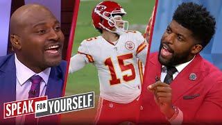 Wiley & Acho on Mahomes' Chiefs chances to go undefeated after WK 3 win | NFL | SPEAK FOR YOURSELF