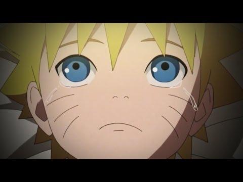 Kisah sedih masa kecil Naruto yang bikin nangis