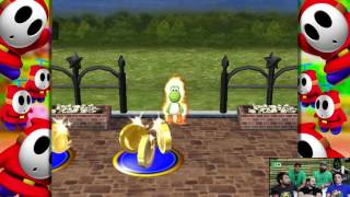Lucky Michael & unlucky Gavin - Mario Party