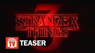 Stranger Things Season 3 Teaser | 'Title Tease' | Rotten Tomatoes TV