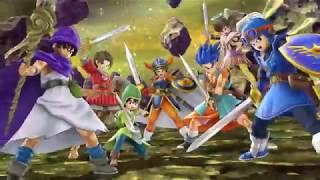Trailer Hero Dragon Quest - Super Smash Bros Ultimate | E3 2019