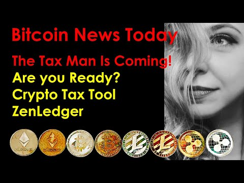 Bitcoin News Today: The Tax Man Is Coming! Are You Ready? Crypto Tax Tool ZenLedger
