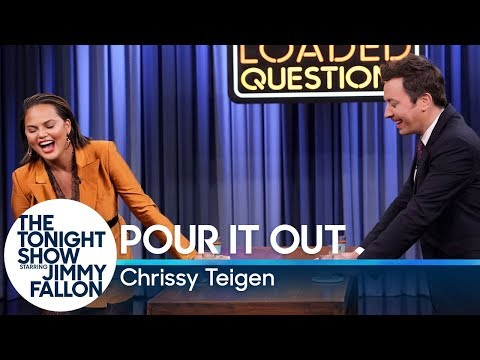 Pour It Out with Chrissy Teigen
