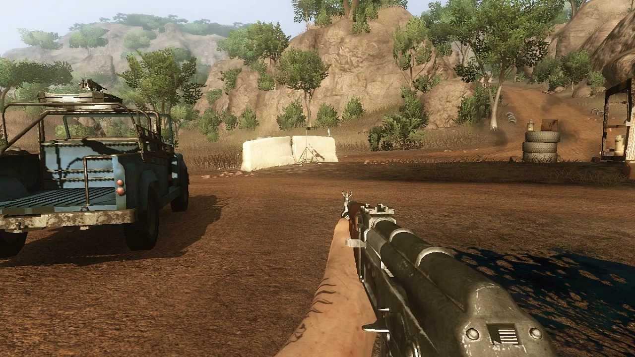 Far Cry 2 (Apresentação) : Mortes nos primeiros minutos :D - YouTube