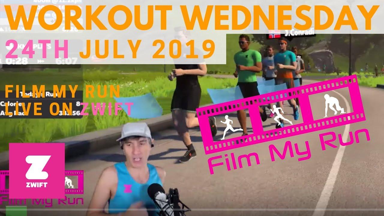 Zwift LIVE | Wednesday Workout