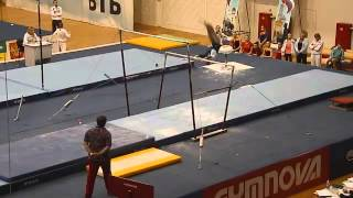 Viktoria Komova UB routine Russian Nationals TF 2014