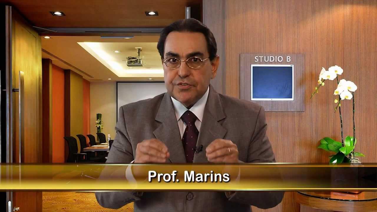 videos professor marins
