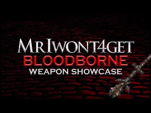 Bloodborne Weapon Showcase: Bloodletter