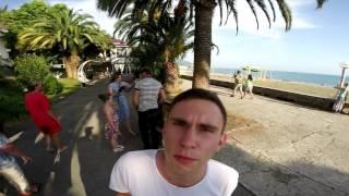 Summer trip 2016. Abkhazia. Sochi