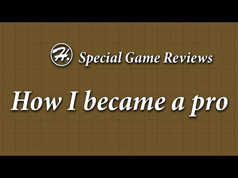 How I became a professional Go player