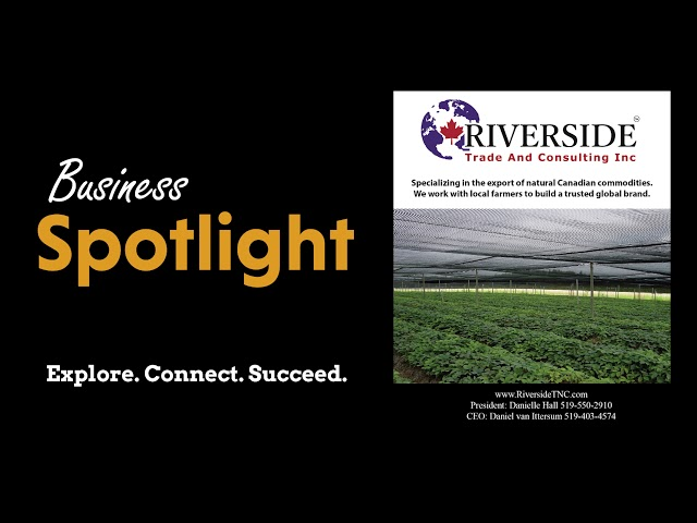 Riverside Trading and Consulting - Business Spotlight