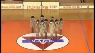 Pink Panthers 1st place!! choreography Katsimaki Ioanna (off balance dance studio)