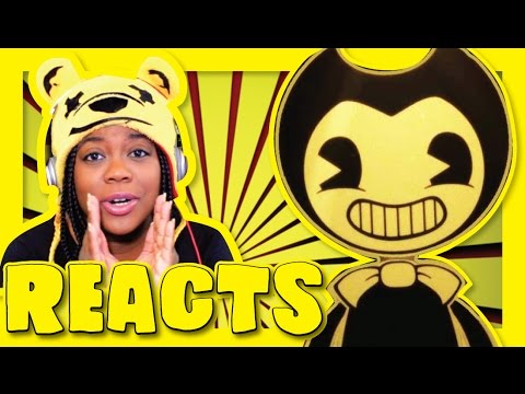 Bendy And The Ink Machine Song Dagames Reaction Aychristene