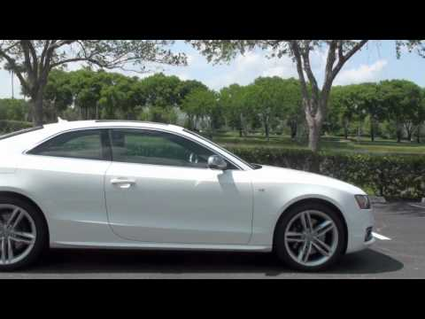 Audi S5 Exterior