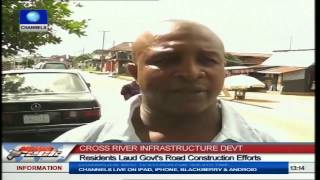 Cross River: State Govt. Commits To Finish Ongoing Road Projects