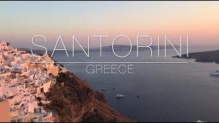 SUNSETS IN SANTORINI | Santorini, Greece