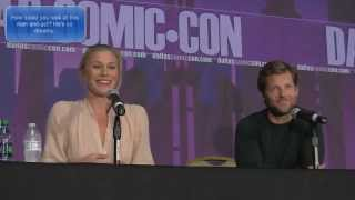 Katee Sackhoff & Jamie Bamber (BSG) Panel - Dallas Fan Days 2013 - Dallas Comic Con 2013 - Part 1